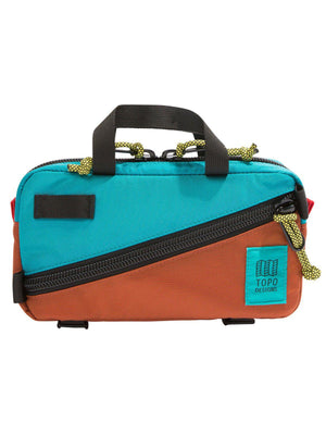 Topo Designs Mini Quick Pack Clay Turquoise - MORE by Morello - Indonesia