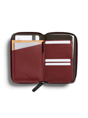Bellroy Travel Folio Red Earth - MORE by Morello Indonesia
