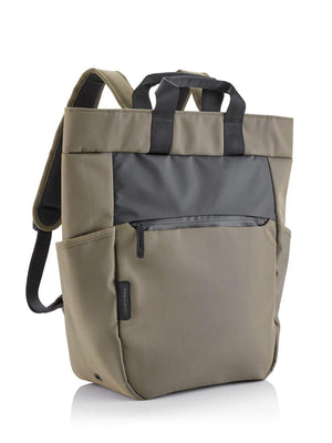 Crumpler Art Collective Backpack Medium Fossil 13 Inch - MORE by Morello - Indonesia