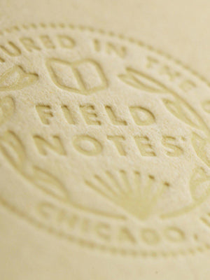 Field Notes Signature 2 Pack Plain Paper - MORE by Morello - Indonesia