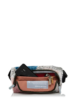 Crumpler Clam Chowder Hip Pack Mineral Print - MORE by Morello - Indonesia