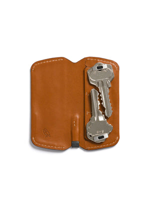 Bellroy Key Cover Plus Caramel - MORE by Morello Indonesia