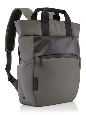 Crumpler Art Collective Medium Backpack Mud - MORE by Morello - Indonesia