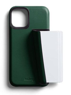 Bellroy Phone Case 3 Card iPhone 12 Mini Racing Green