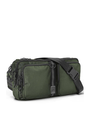 Chrome Industries MXD Segment Sling Bag Olive Ballistic - MORE by Morello Indonesia
