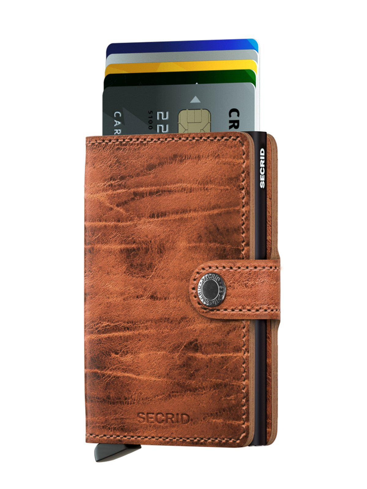Secrid Miniwallet Dutch Martin Whiskey