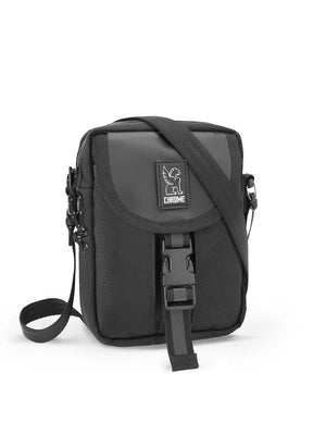 Chrome Industries Shoulder Pouch All Black - MORE by Morello Indonesia