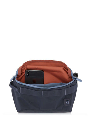 Crumpler COG Hip Pack Black Bluestone - MORE by Morello Indonesia