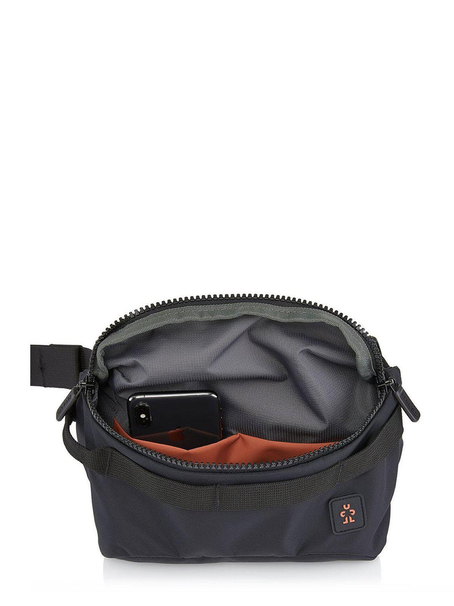 Crumpler COG Hip Pack V2 Black - MORE by Morello Indonesia