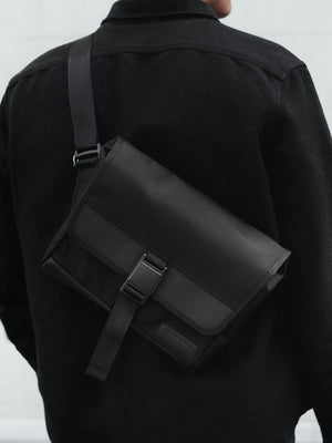 Modern Dayfarer DAYFARER Sling Black - MORE by Morello Indonesia