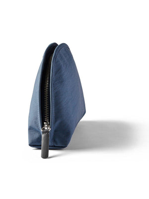 Bellroy Classic Pouch Marine Blue Recycled - MORE by Morello Indonesia