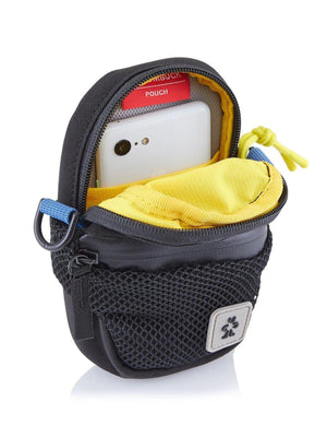 Crumpler Jumbuck Sling Pouch Black - MORE by Morello Indonesia