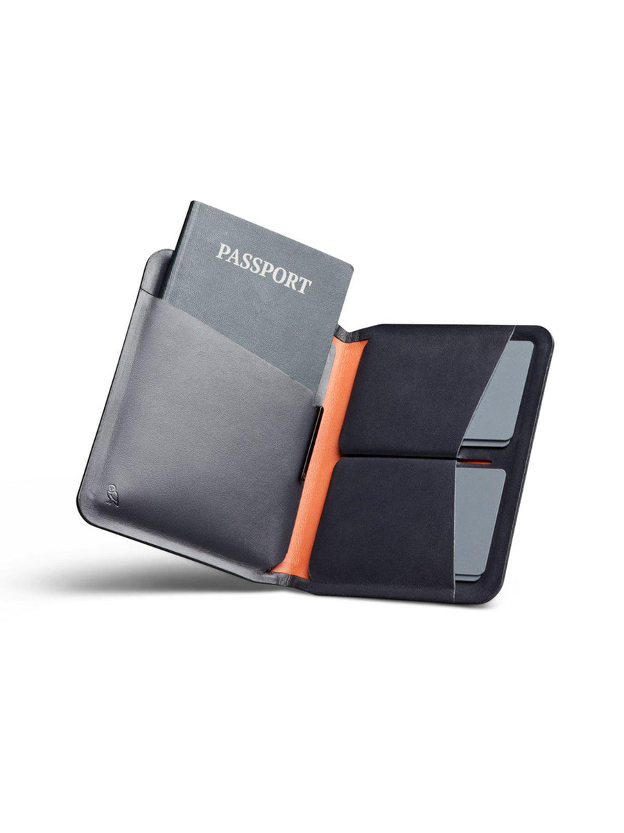 Bellroy APEX Passport Cover Onyx - MORE by Morello Indonesia
