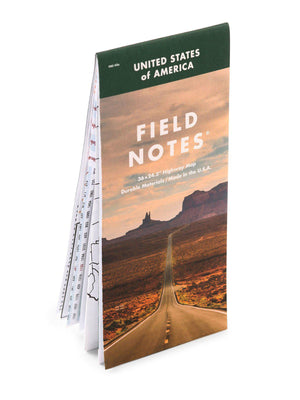 Field Notes Mile Marker 3 Pack Dot Graph Paper - MORE by Morello Indonesia