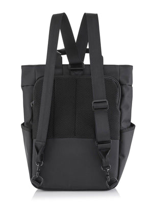 Crumpler Art Collective Medium Cross Body Backpack Black - MORE by Morello Indonesia