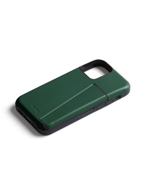 Bellroy Phone Case 3 Card iPhone 12 Mini Racing Green - MORE by Morello - Indonesia