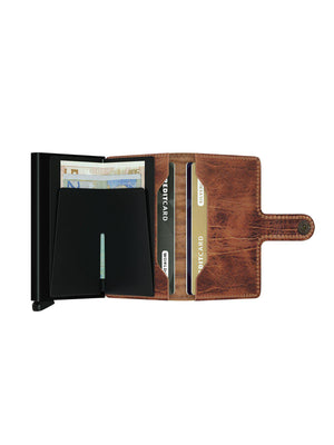 Secrid Miniwallet Dutch Martin Whiskey - MORE by Morello - Indonesia