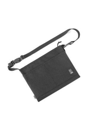 Chrome Industries Mini Shoulder Bag MD All Black - MORE by Morello Indonesia