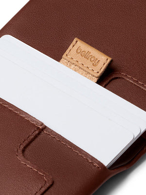 Bellroy Slim Sleeve Wallet Cocoa - MORE by Morello Indonesia