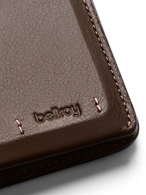 Bellroy Note Sleeve Wallet Premium Edition Darkwood RFID - MORE by Morello - Indonesia