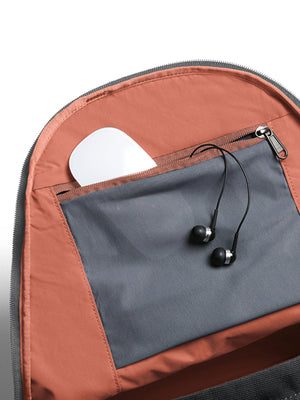 Bellroy Campus Backpack Charcoal Recycled - MORE by Morello Indonesia