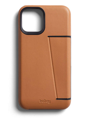 Bellroy Phone Case 3 Card iPhone 12 & 12 Pro Toffee - MORE by Morello - Indonesia