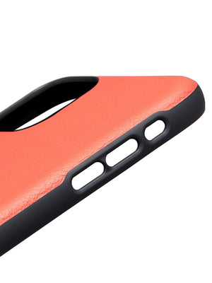 Bellroy Leather Phone Case for iPhone 11 Pro Max Coral - MORE by Morello Indonesia