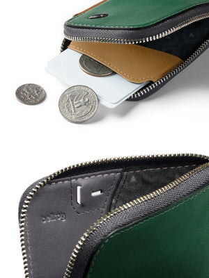 Bellroy Card Pocket Racing Green - MORE by Morello Indonesia