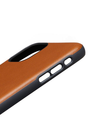 Bellroy Leather Phone Case for iPhone 11 Caramel - MORE by Morello Indonesia