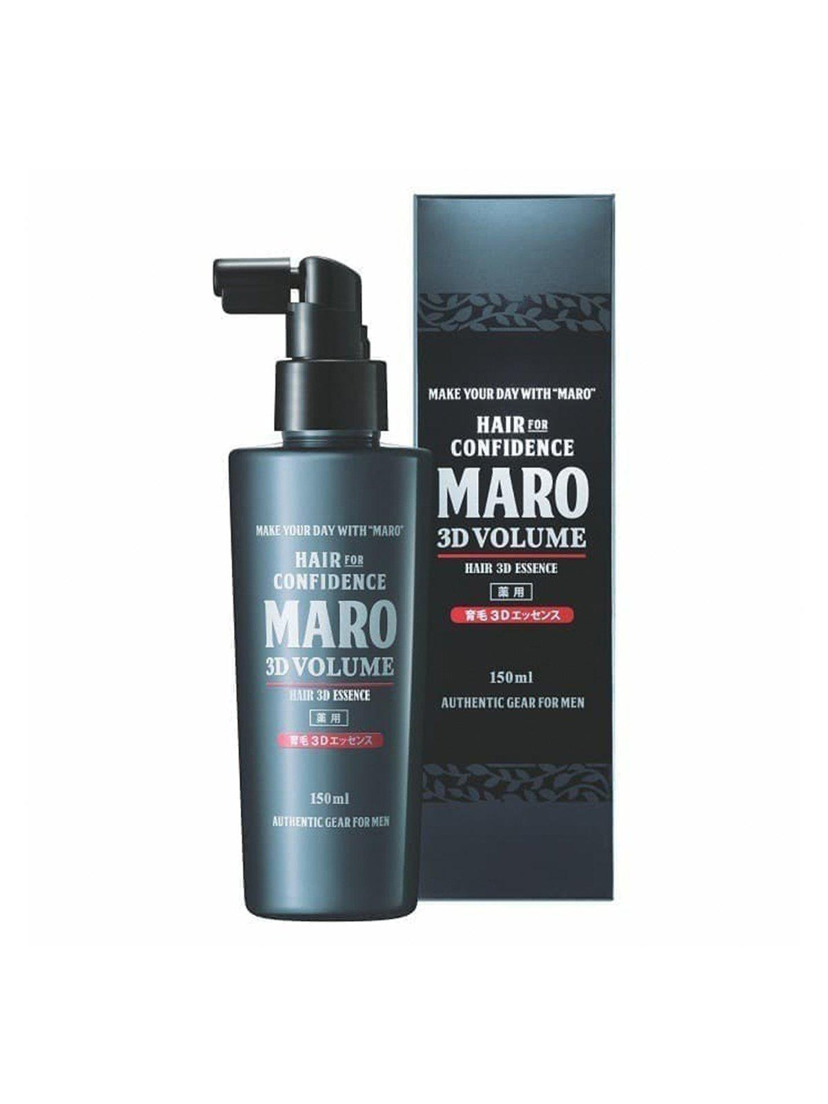 MARO 3D Volume Hair Essence 150ml - MORE by Morello Indonesia