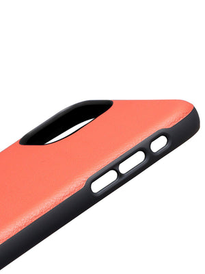 Bellroy Leather Phone Case for iPhone 11 Coral - MORE by Morello Indonesia