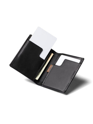 Bellroy Slim Sleeve Wallet Black - MORE by Morello - Indonesia