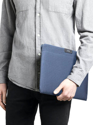 Bellroy Laptop Sleeve 13 Inch Marine Blue Recycled