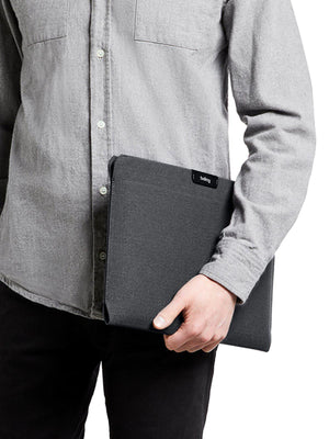 Bellroy Laptop Sleeve 15 Inch Black Recycled - MORE by Morello Indonesia