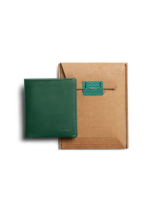 Bellroy Note Sleeve Wallet Racing Green RFID - MORE by Morello Indonesia