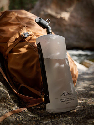 Matador Packable Water Bottle 1L - MORE by Morello Indonesia