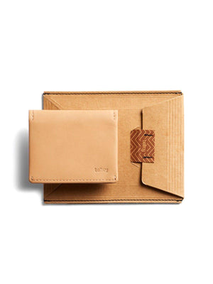 Bellroy Slim Sleeve Wallet Tan - MORE by Morello Indonesia