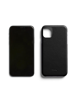 Bellroy Leather Phone Case for iPhone 11 Pro Max Black - MORE by Morello Indonesia