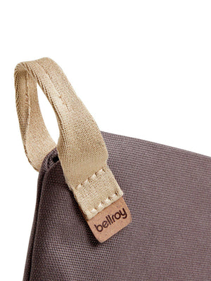 Bellroy Standing Pouch Plus Gumnut (Plant-Based / Leather-Free)