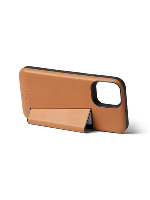 Bellroy Phone Case 3 Card iPhone 12 & 12 Pro Toffee