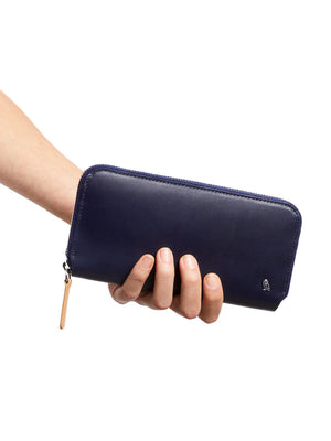 Bellroy Folio Wallet Navy RFID - MORE by Morello Indonesia