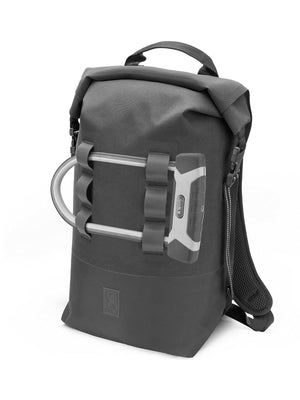 Chrome Industries Urban EX 2.0 Rolltop 20L Backpack Black