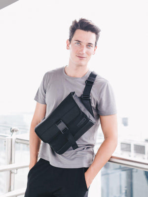 Modern Dayfarer DAYFARER Sling Black - MORE by Morello - Indonesia