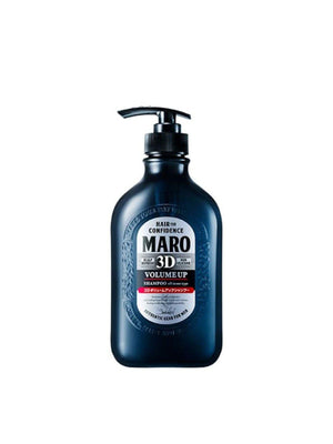 MARO 3D Volume UP Ex Shampoo Incl. Conditioner - MORE by Morello Indonesia