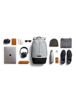 Bellroy Classic Backpack Plus Ash - MORE by Morello - Indonesia