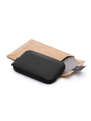 Bellroy All Conditions Essentials Pocket Leather Black - MORE by Morello