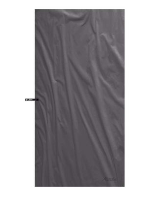 Matador NanoDry Shower Towel Large Charcoal Grey - MORE by Morello - Indonesia