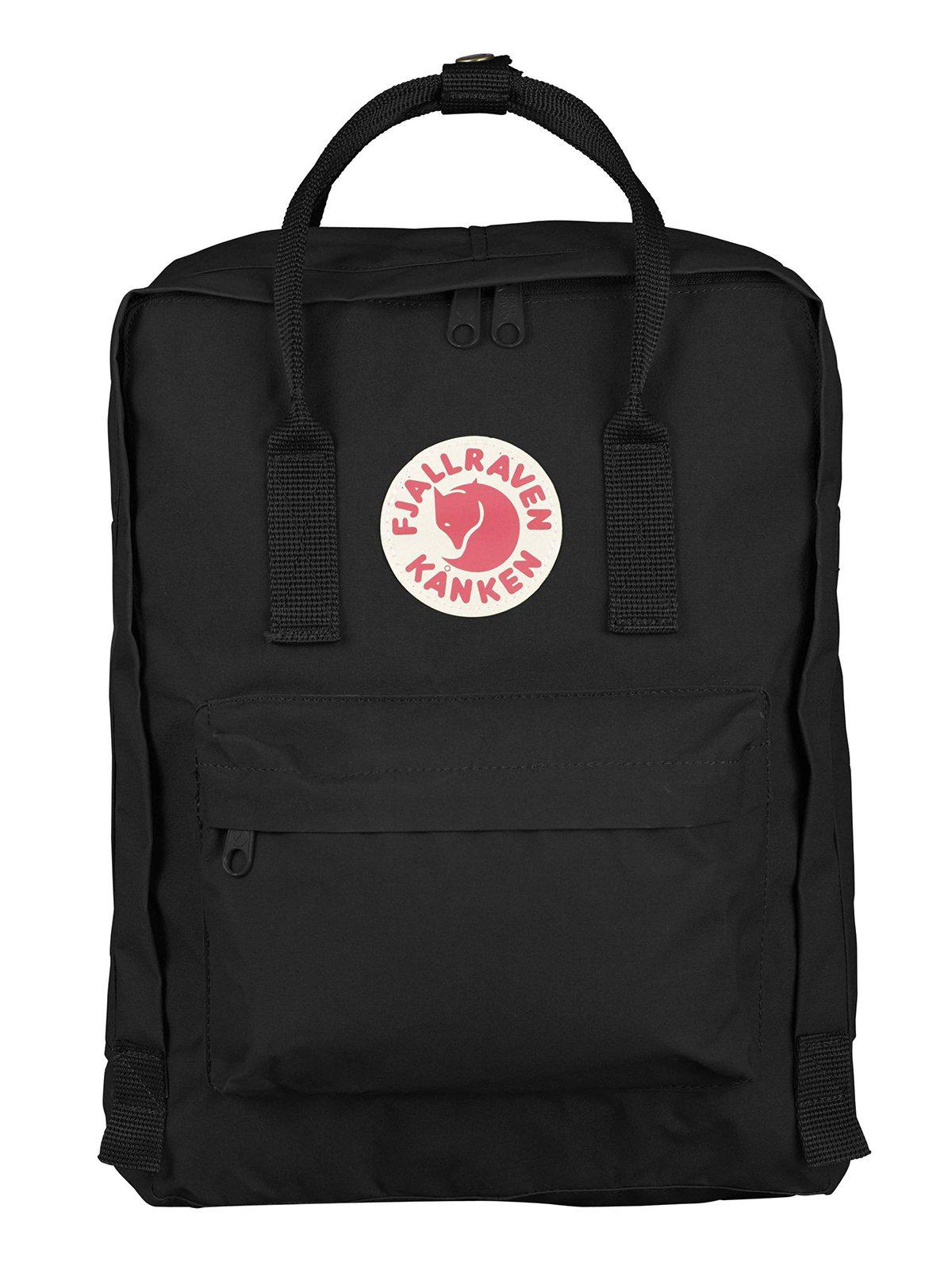 Fjallraven Kanken Classic Backpack Black - MORE by Morello Indonesia