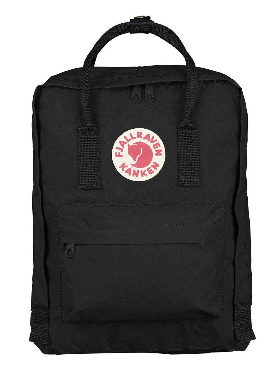Fjallraven Kanken Classic Backpack Black - MORE by Morello - Indonesia