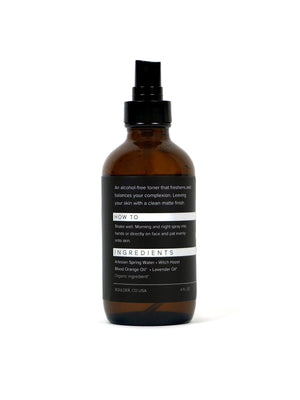 Jack Henry Face Toner 4oz - MORE by Morello - Indonesia